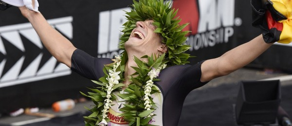 INTERVIEW WITH SEBASTIAN KIENLE, IRONMAN WORLD CHAMPION 2014