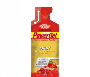 New PowerGel Fruit