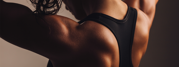 Back Workout - A Spine That's Mighty Fine