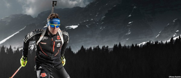 Interview with the professional biathlete Andreas Birnbacher
