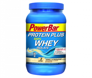 Protein Plus 100% Whey Isolate