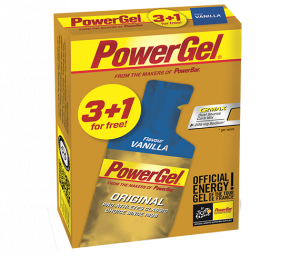 Vorteilspack: 3+1 PowerGel Original - MHD 30.04.2018